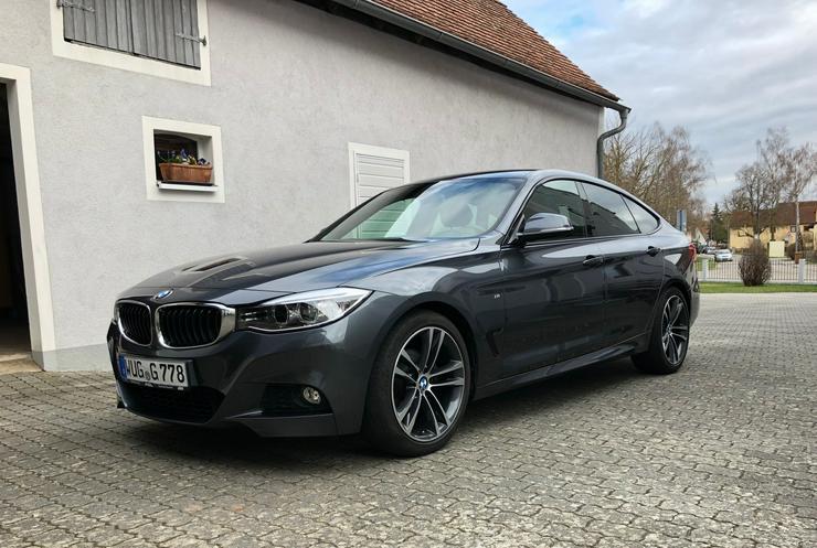 Bild 2: BMW 320d Gran Turismo Sportpaket Anhaengerkupplung