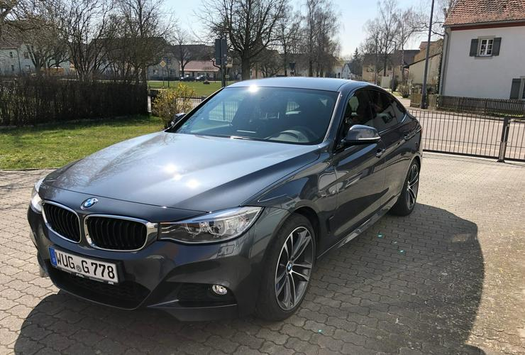 Bild 4: BMW 320d Gran Turismo Sportpaket Anhaengerkupplung