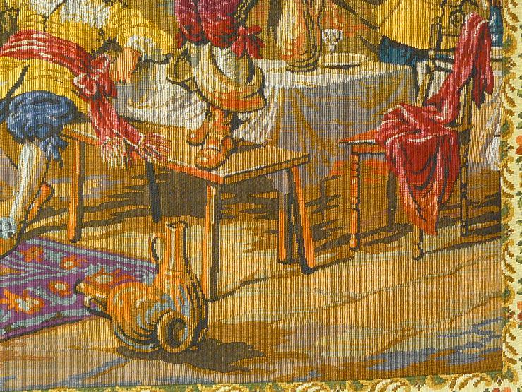 Bild 3: Gobelin Bildteppich 96x80 (G032)