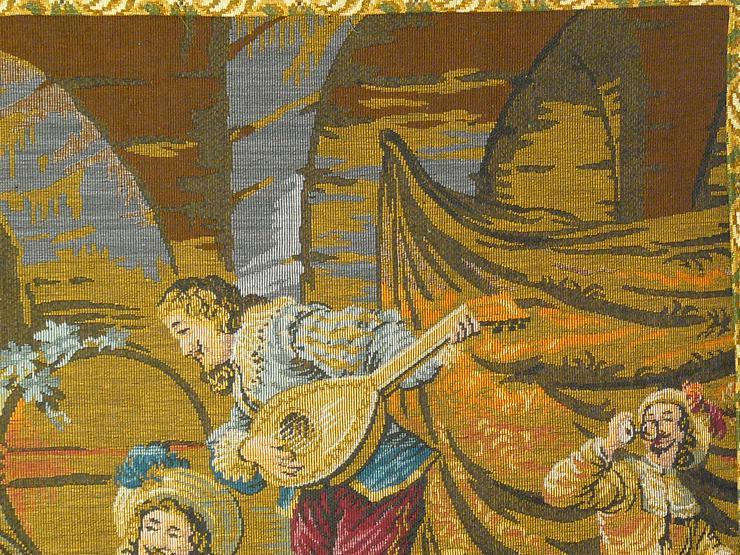 Bild 5: Gobelin Bildteppich 96x80 (G032)