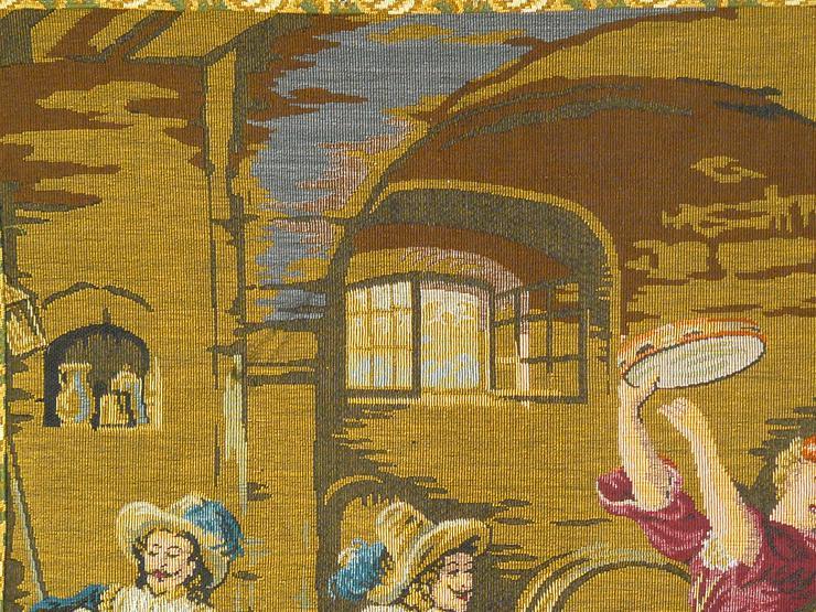 Bild 4: Gobelin Bildteppich 96x80 (G032)