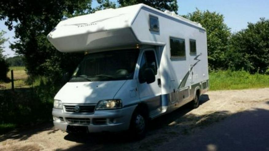 Hobby 670 AK Wohnmobil Alkoven - Wohnmobile & Campingbusse - Bild 1