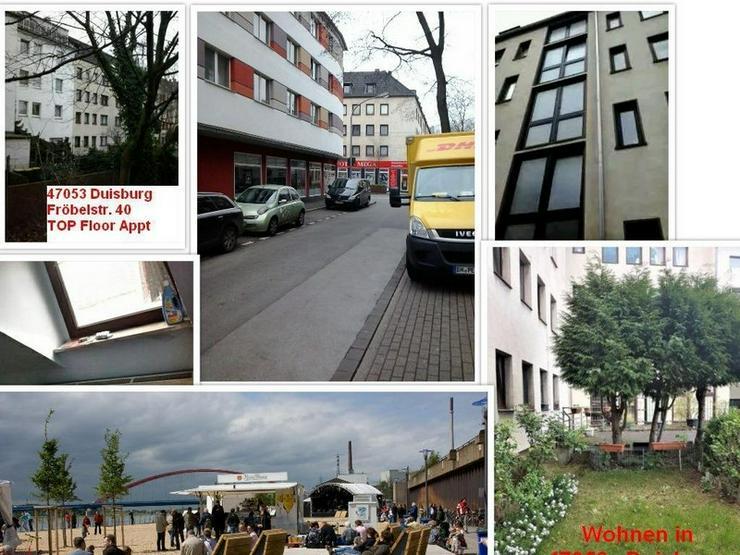 Bild 2: 2 BHK entire Duisburg City Apartment Wohnung EBK