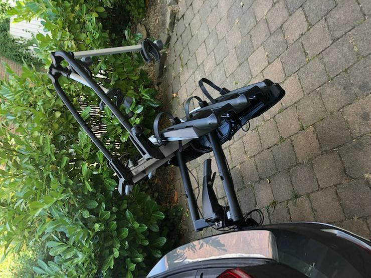 Bild 6: Verleih Radträger Thule VeloCompact 926 / 927 für 3x Fahrräder auf Anhängerkupplung