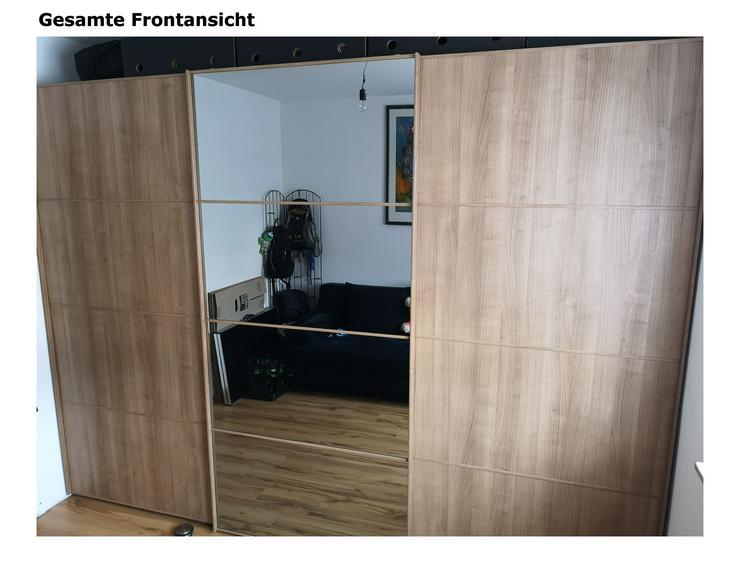 Kleiderschrank - Studioline Schwebetürenschrank (B298 H220 T67)