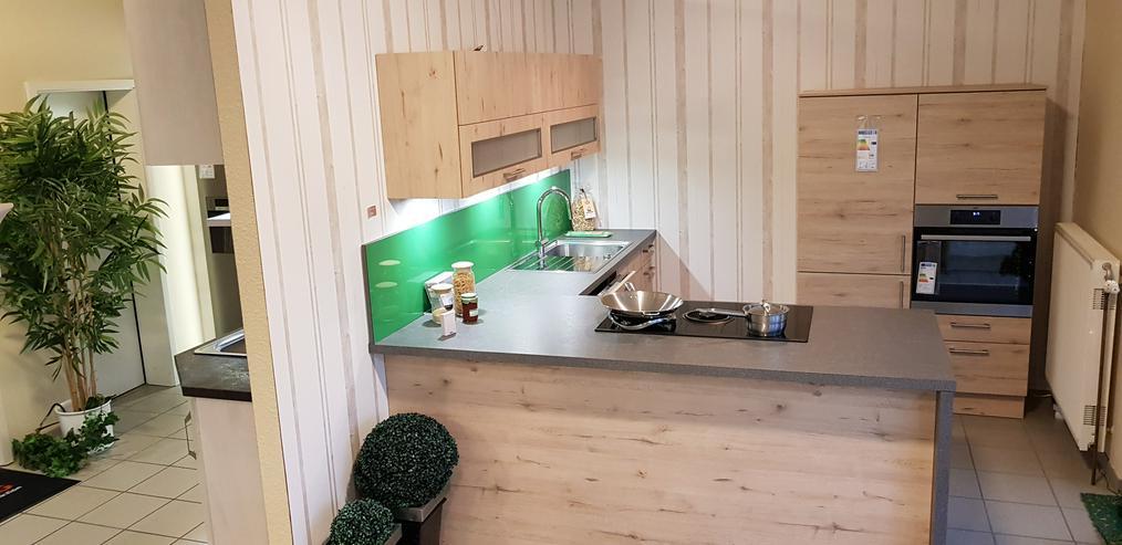 Müsterküche MKT01-3 zum Abverkauf - Küche zum Top Preis