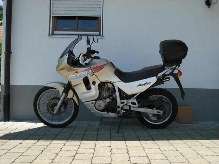 Honda Transalp XL600V PD10