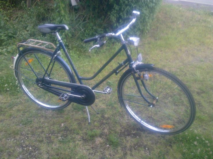 "28"" Dreigang Amsterdam Holland Rad Optik Fahrrad netter Zustand gebraucht Schürmann DIN"