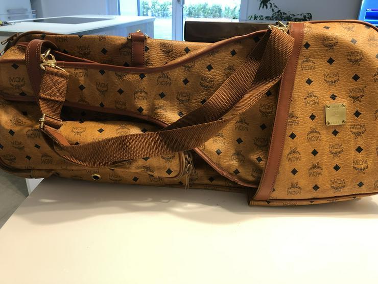 Original Michael Cromer Tennistasche keine Kopie!! - Taschen & Rucksäcke - Bild 1