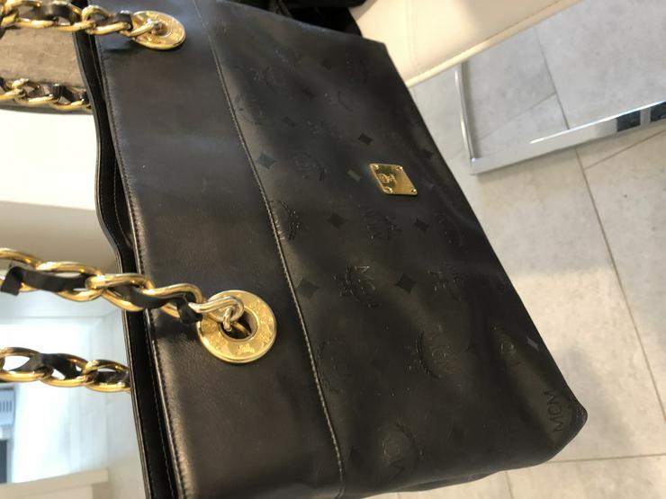 Original MCM Michael Cromer Handtasche, keine Kopie!