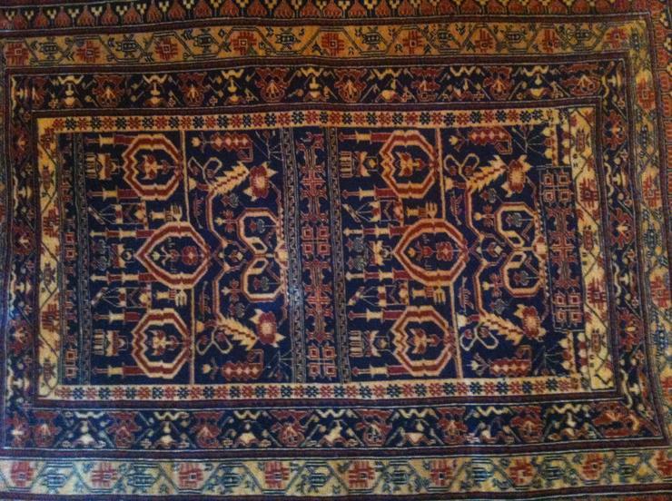 Bild 3: Orientteppiche aus Ursprungsländern