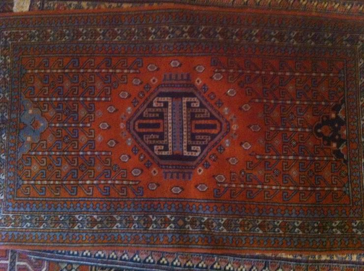 Bild 4: Orientteppiche aus Ursprungsländern