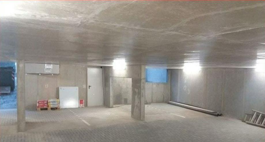 Ein Garagenstellplatz zu vermieten