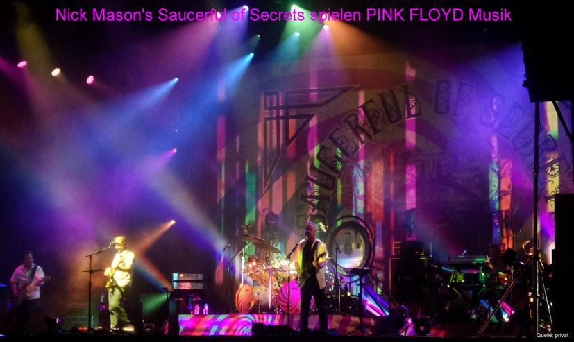 Begleitung gesucht für das NICK MASON Konzert: Loreley 20.07.2019