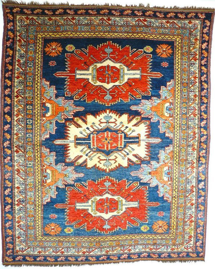 Orientteppich Kazak Zeijwa 220x177 (T027)