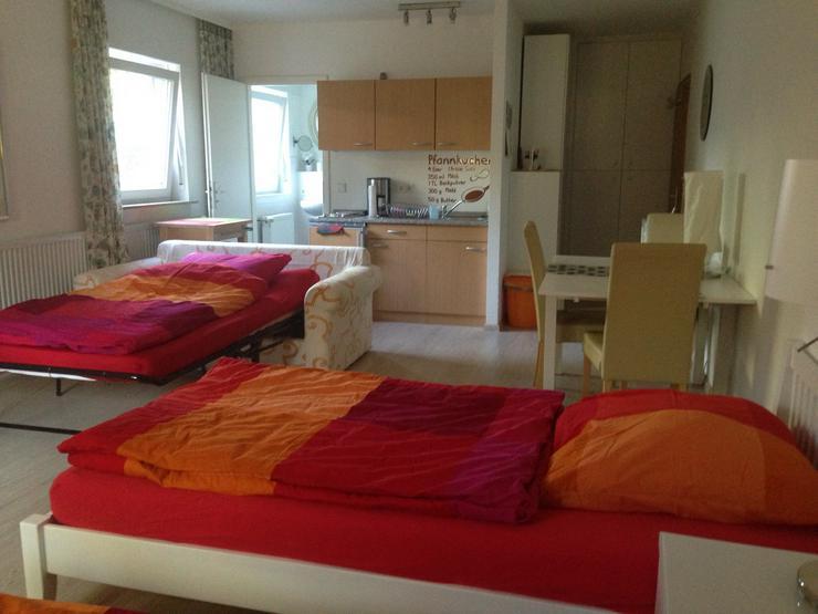 Bild 2: Möbeliertes Ferienappartement