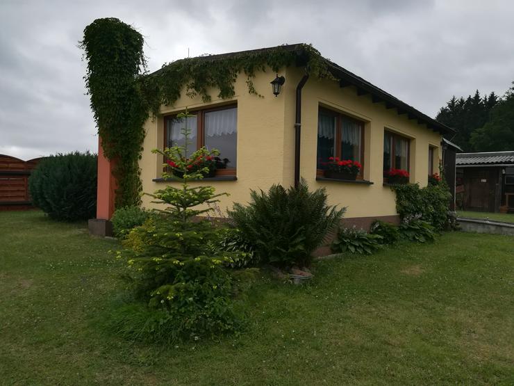Vermieten FH und FEWO für Urlaub und Monteure in ruhiger Laage im Vogtland auch mit Hund