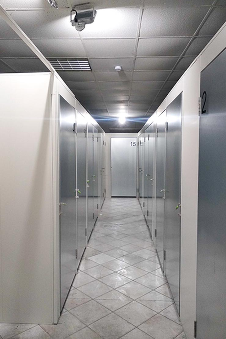 Bild 3: Selfstorage Lager, Kellerabteile in div. Größen