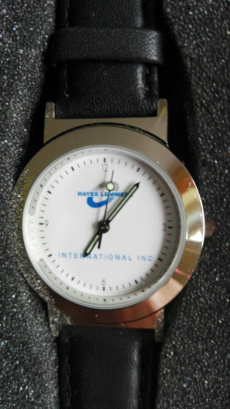 WMC Timepices HL Logo Hayes Lemmerz Damenuhr