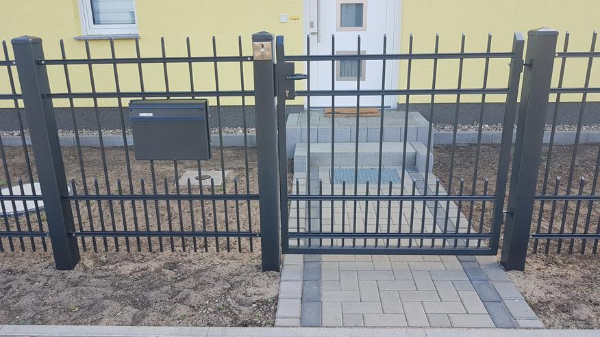 Bild 2: Zäune, Metallzaune aus Polen, Tore ,Schmiedezaun