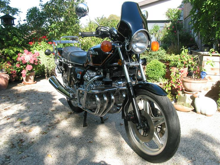 Honda CBX 1000 CB1 / Sechszylinder