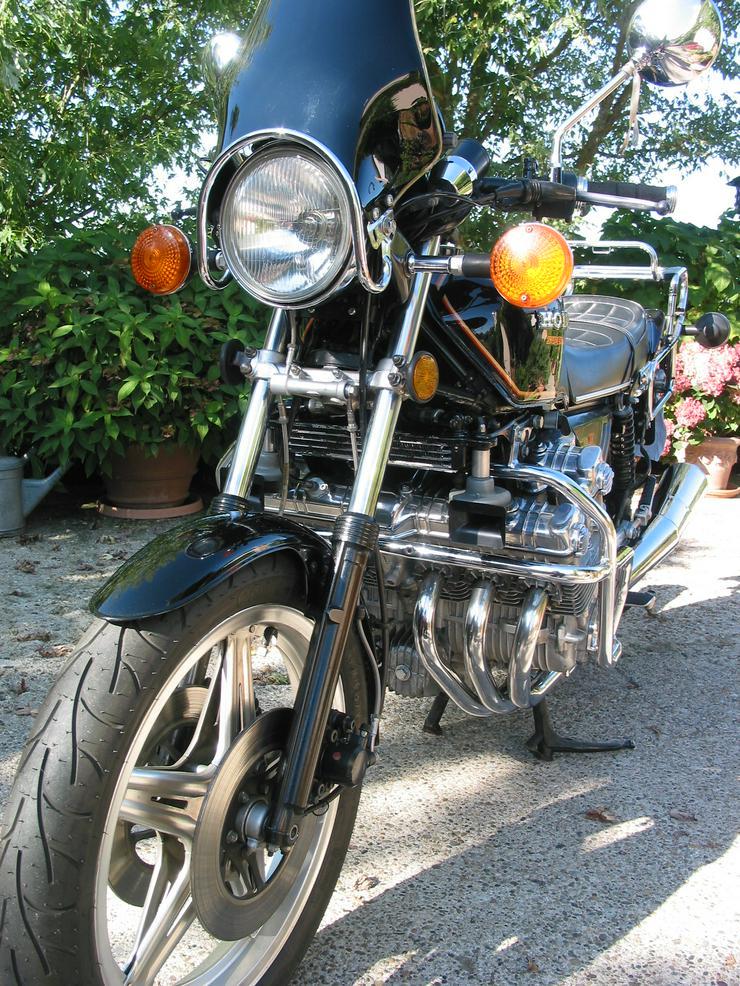 Bild 2: Honda CBX 1000 CB1 / Sechszylinder
