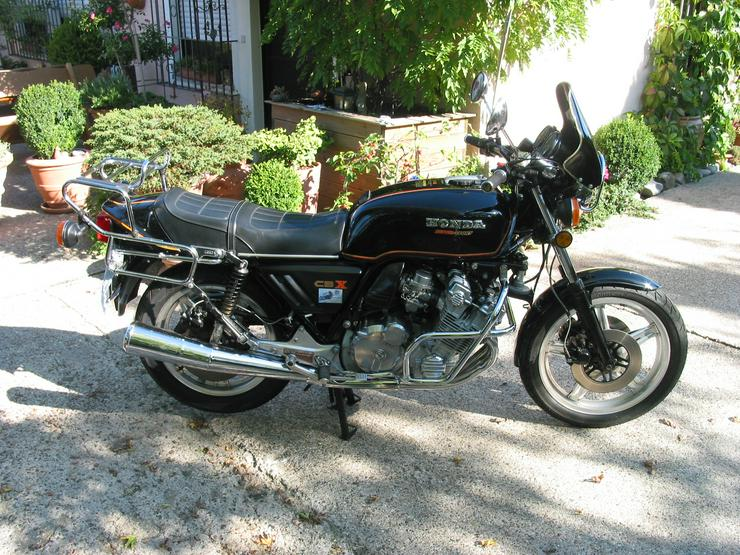 Bild 3: Honda CBX 1000 CB1 / Sechszylinder
