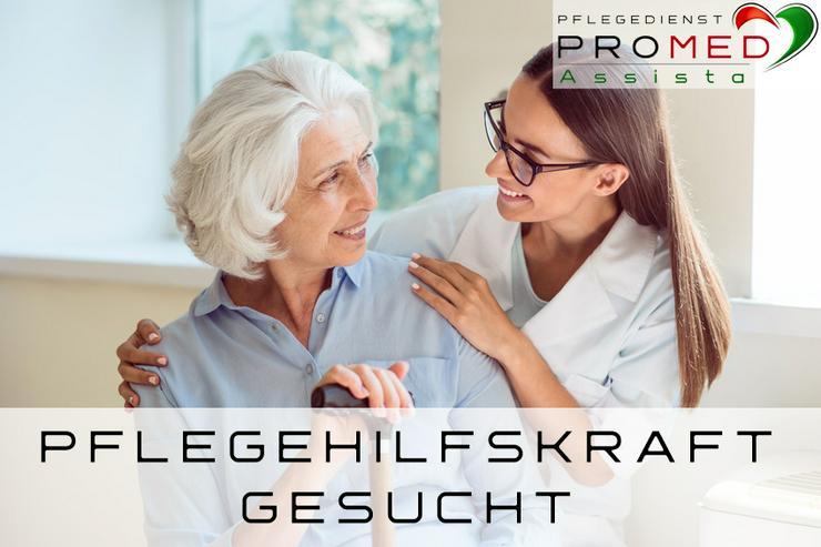 Pflegehelfer / Pflegehelferinnen in Dietzenbach gesucht!