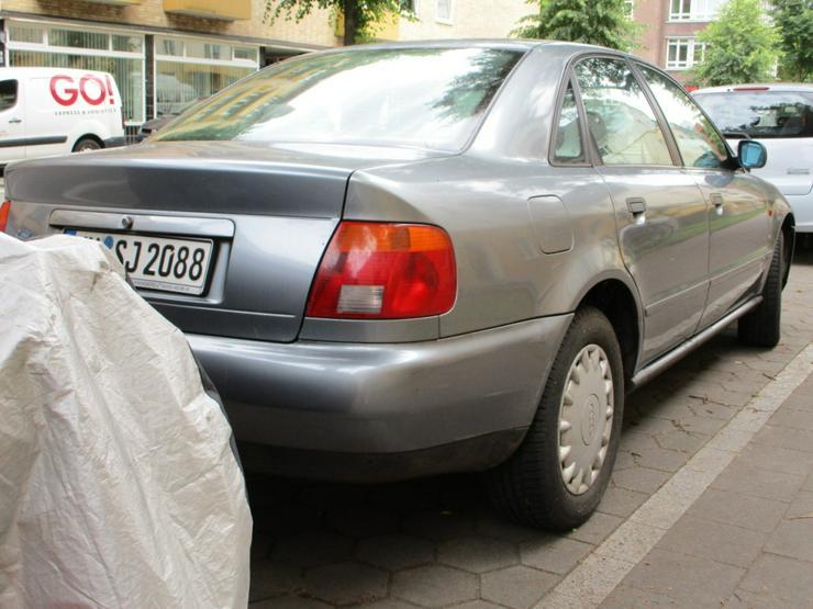 Bild 4: Audi A4, Bj. 96, 1,6L,146.000 Km original, Limousine, Scheckheft
