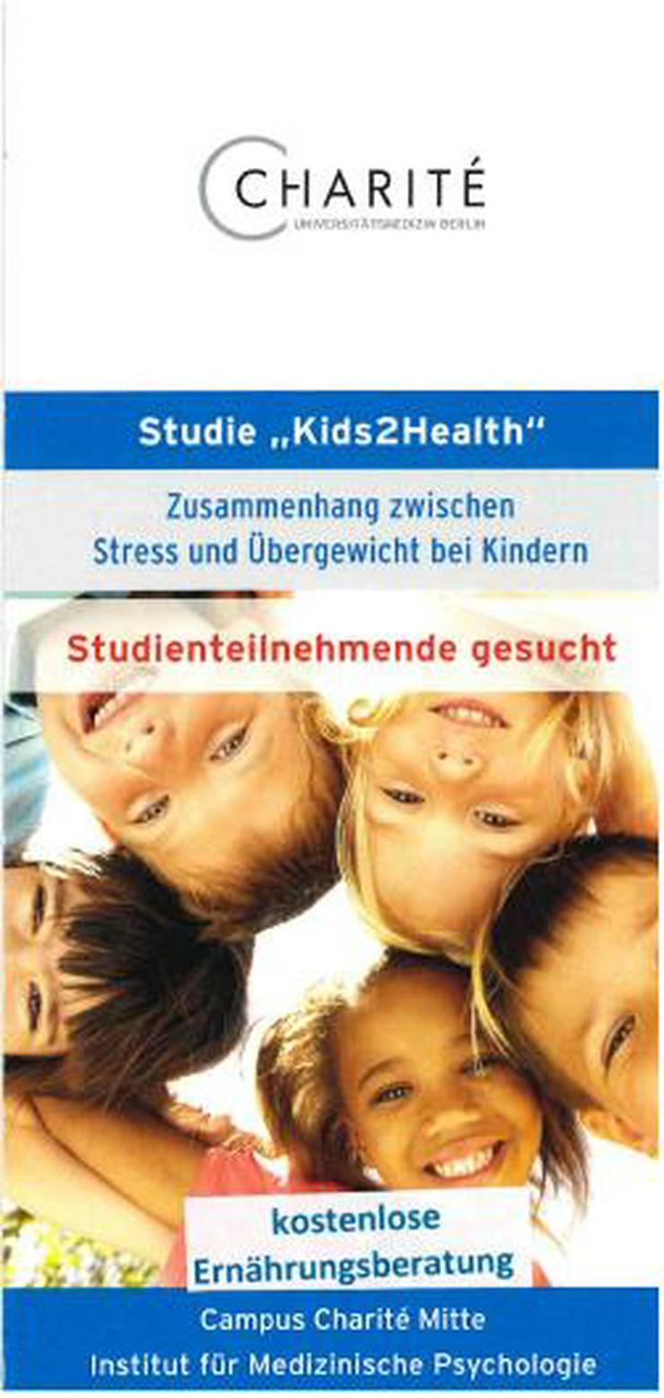 Kinder mit Adipositas (3-10 Jahre) für Teilnahme an Studie gesucht, kostenlose Ernährungsberatung