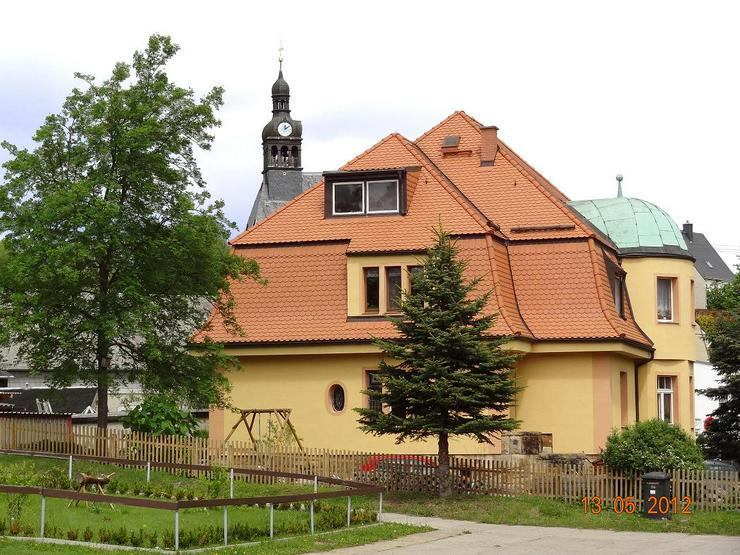 Jugendstil-Villa mit viel Platz