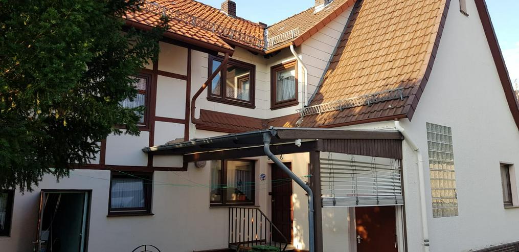 Doppelhaushälfte in ruhiger Lage in Rüdershausen - Haus kaufen - Bild 1