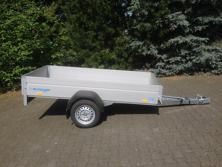 Bild 2: WM – Meyer 750 kg Anhänger in 251 cm inkl. Stützrad NEU