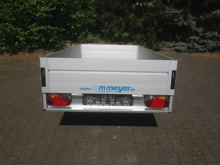 Bild 4: WM – Meyer 750 kg Anhänger in 251 cm inkl. Stützrad NEU