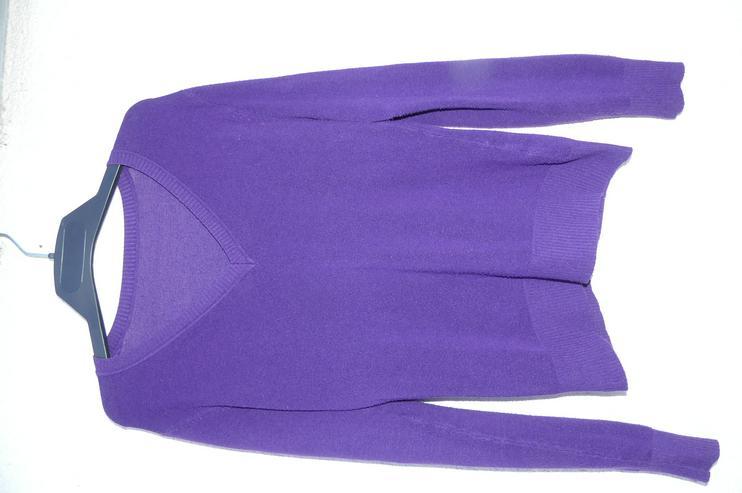 lilaner Pulli/Pullover, Größe S/M (auch zu verschicken) - Größen 36-38 / S - Bild 1