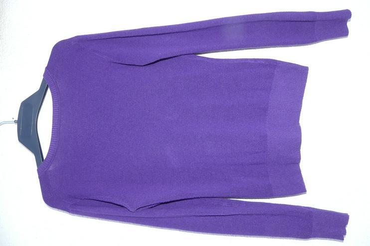 Bild 3: lilaner Pulli/Pullover, Größe S/M (auch zu verschicken)