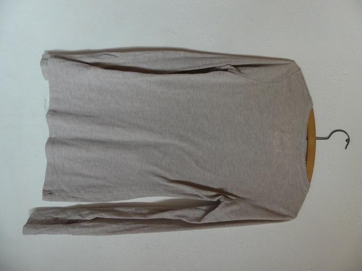 Bild 2: grauer langärmliger Pulli von H&M, Größe S (auch zu verschicken)