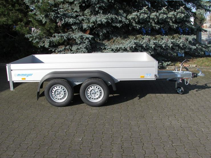 Bild 2: WM – Meyer 2000 kg Anhänger in 301 x 151 x 35 cm NEU
