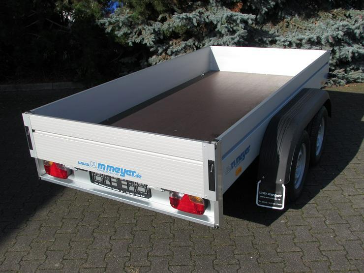 Bild 3: WM – Meyer 2000 kg Anhänger in 301 x 151 x 35 cm NEU