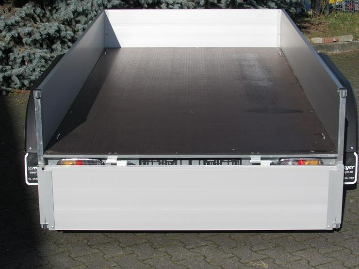Bild 4: WM – Meyer 2000 kg Anhänger in 301 x 151 x 35 cm NEU