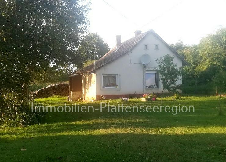 Häuschen mit EG+DG, Ungarn Balatonr. Grdst.1.570m² Nr.20/142