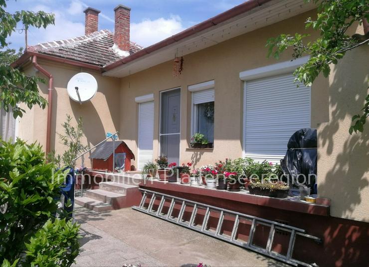 Haus Ungarn Balatonr. Grdst. 1.496m² Nr. 20/139