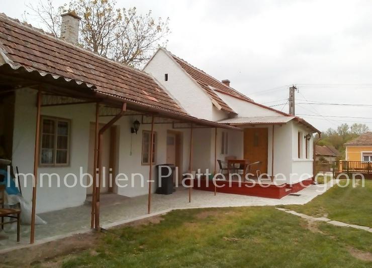 Nähe Kisbalaton Ungarn möbl.renov. Haus Nr.20/137