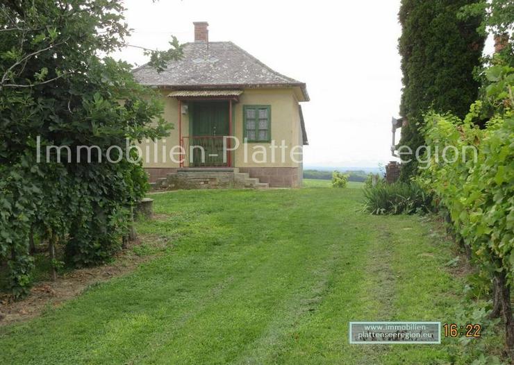 Weinberghaus im Raum Kis-Balaton, Ungarn Grdst. 1.497m ² Nr.82