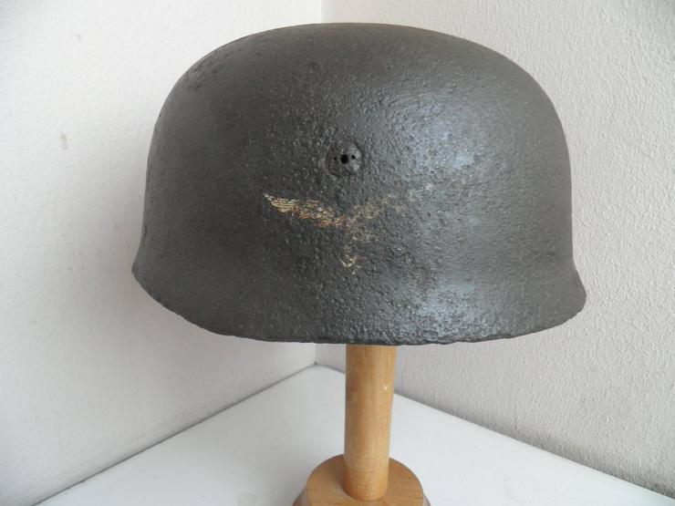 Stahlhelm M38 Fallschirmjager aus Wk2