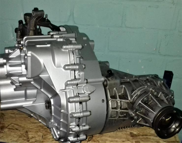 VW T5 TDI 2,5 Liter 4x4 HNC KLF FXW FNN FXW JKT JFW KCK KCM