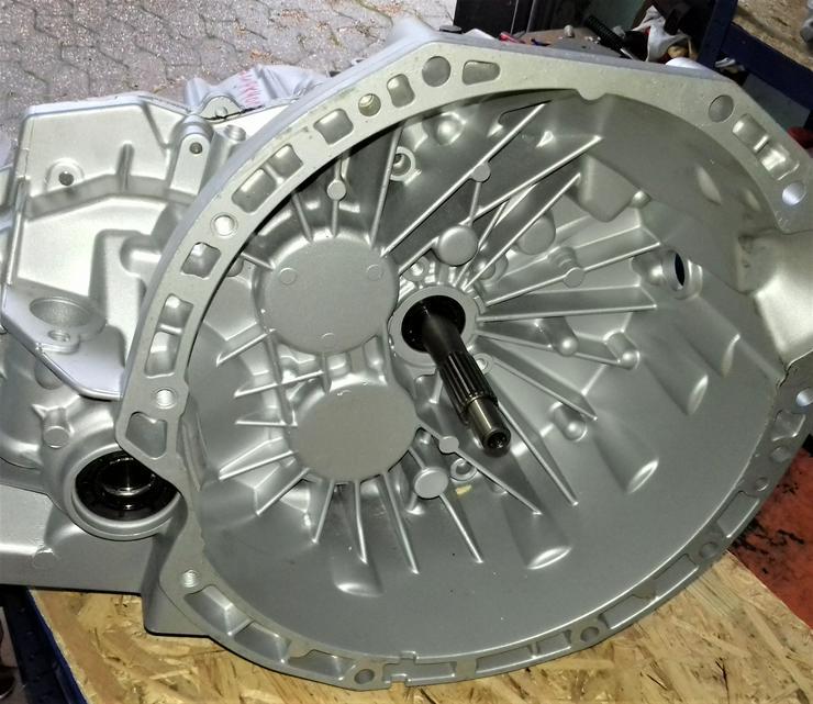 PK4005 Getriebe  Renault Espace IV 2,0 DCI