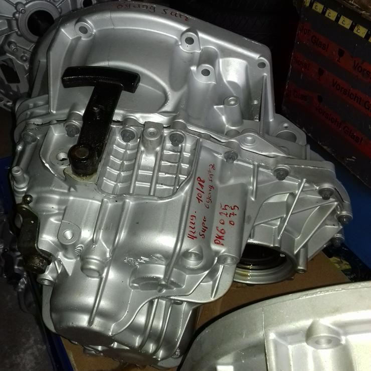 PK6075 Getriebe Renault Trafic 1,9 CDI PK6025