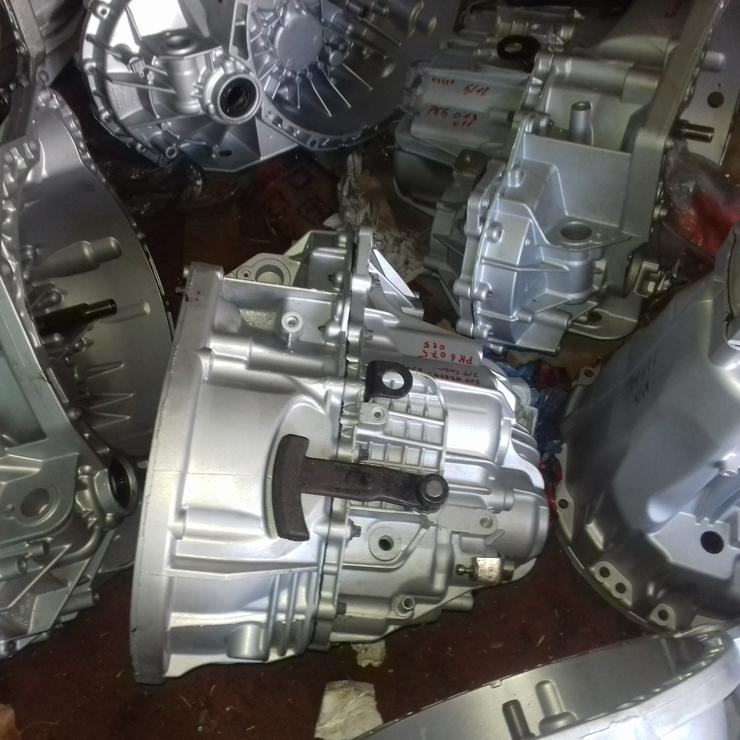 PK6025 Getriebe Nissan Primastar 1,9 CDI PK6075