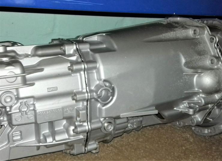 Getriebe VW Grafter 2,0 TDI 711680